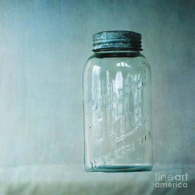 Jars Photograph - Afterglow by Priska Wettstein