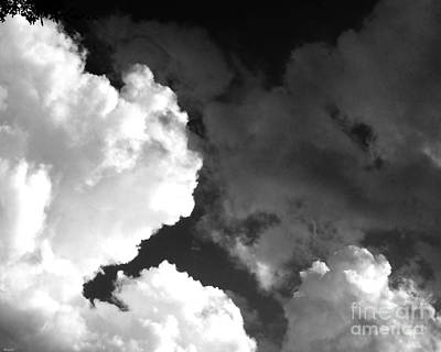 Photograph - Afternoon Clouds by Lizi Beard-Ward