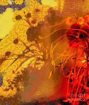 Shadow Dancing Digital Art - Afternoon Delight by Janine Riley