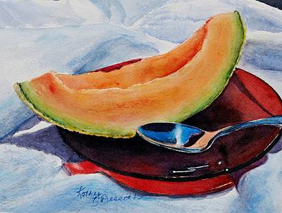 Painting - Afternoon Delight by Kathy Nesseth