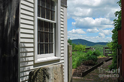 Photograph - Afternoon In Vermont by Terri Oberg
