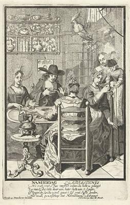 Afternoon, Pieter Van Den Berge Art Print by Pieter Van Den Berge