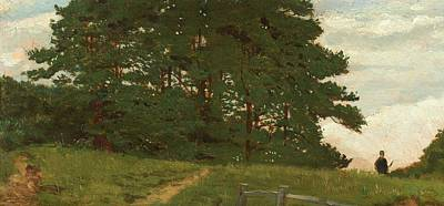 Norfolk Wall Art - Painting - Afternoon  Wootton by Henry Stacey Marks