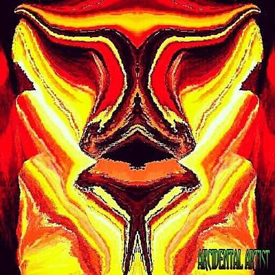 Pop Art Wall Art - Photograph - again.....the Beast Rises.... by Bobby Mori