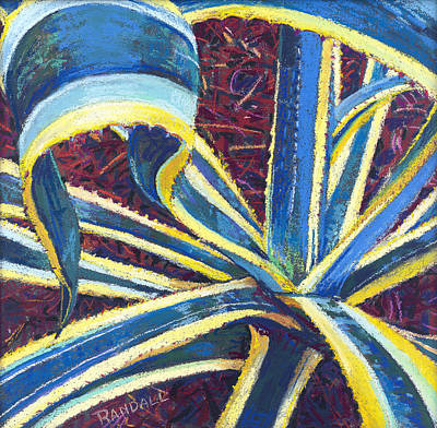 Painting - Agave II by David Randall