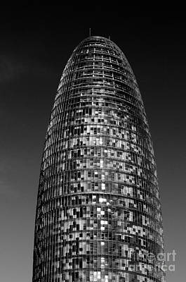 Photograph - Agbar Tower by Lana Enderle