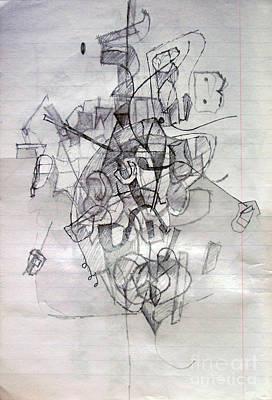 Self-renewal 1 Original by David Baruch Wolk