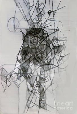 Self-renewal 16 Original by David Baruch Wolk
