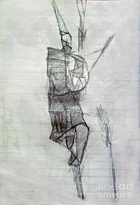 Self-renewal 21 Original by David Baruch Wolk
