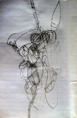 Self-renewal 4 Original by David Baruch Wolk