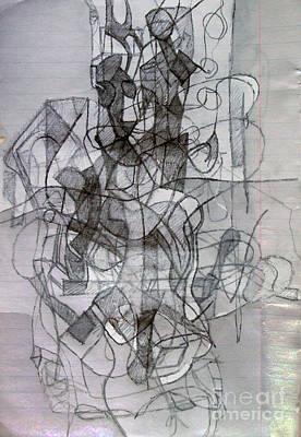 Self-renewal 6 Original by David Baruch Wolk