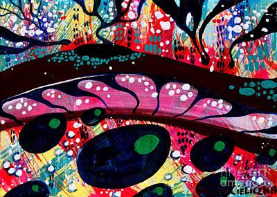 Painting - Agosto by Alice Alicja Cieliczka