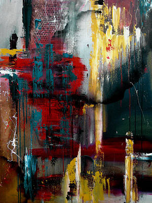 Contemporary Painting - Agree To Disagreeby Fidostudio by Tom Fedro - Fidostudio