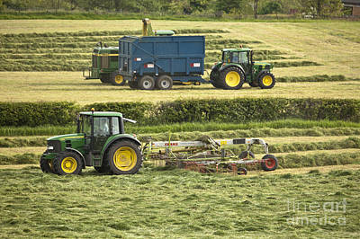 Photograph - Agriculture by Liz Leyden
