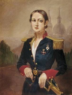 Neches Photograph - Agustina De Aragon, Agustina Saragossa by Everett
