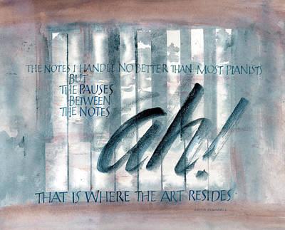 ah Music Original by Judy Dodds