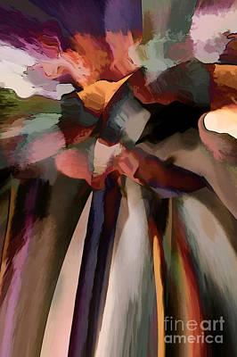 Library Digital Art - Ahhh Harmony by Margie Chapman
