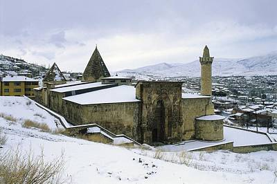 Ic Art Photograph - Ahlat, H�rremsah Of 13th C.. Divrigi by Everett