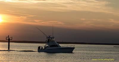 Photograph - Ahoy by Nance Larson