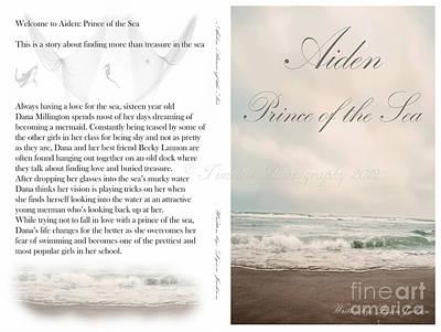Digital Art - Aiden Prince Of The Sea by Lynn Jackson