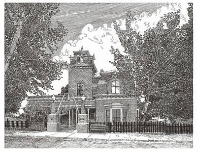 Silver City  N M Ailman House Original