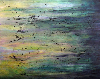 Painting - Air And Substance by Roberta Rotunda