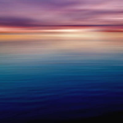 Impressionist Landscapes - Air and Water No.6 by Marc Ward