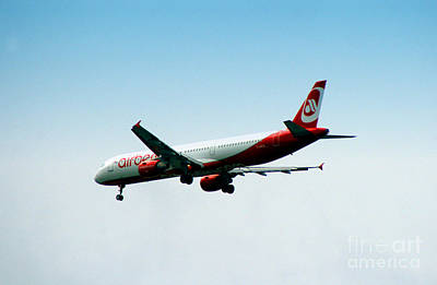 Photograph - Air Berlin by Doc Braham