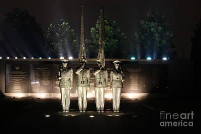 Air Force Memorial Art Print