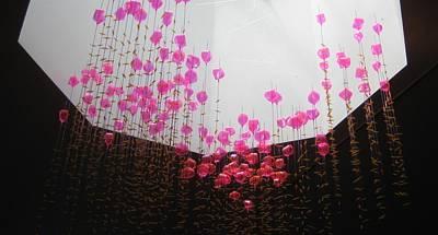 Air Jelly Art Print
