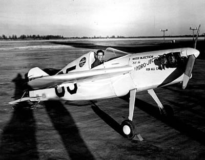 Air Race Art Print