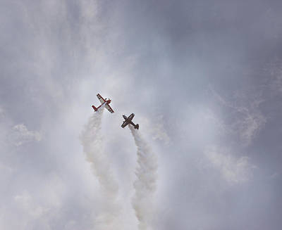 Photograph - Air Show #3 by Pat Abbott