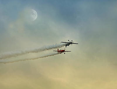 Photograph - Air Show #35 by Pat Abbott