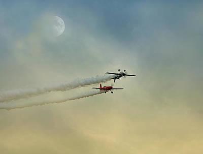 Air Show #35 Art Print