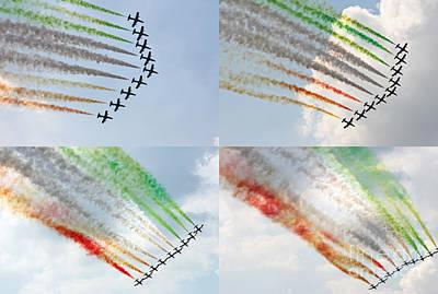 Air Show  Original by Lali Kacharava