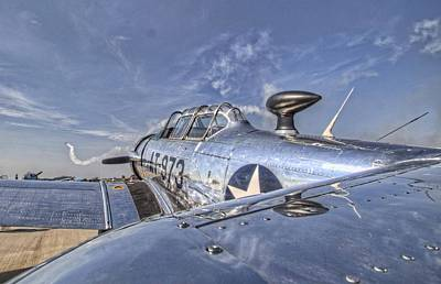 Photograph - Air Show Reflections by Daniel Sheldon
