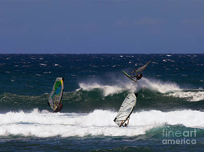 Photograph - Air Time by Mike  Dawson