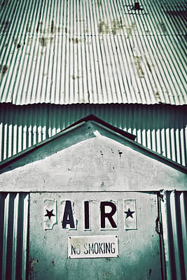 Photograph - Air by Trish Mistric