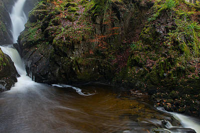 Photograph - Aira Force by Nick Atkin
