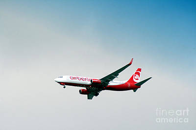 Photograph - Airberlin Airlines by Doc Braham