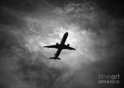 Photograph - Airbus 321 by Rastislav Margus