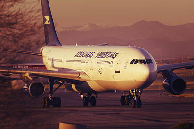 Airbus A340-200 Aerolineas Argentinas Original by Salva Reyes