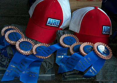 Photograph - Aire Cap Prizes by Britt Runyon