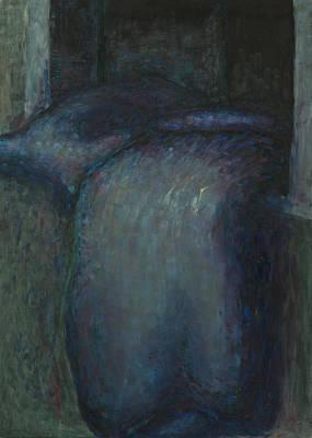 Kerrtu Painting - Airing by Oni Kerrtu
