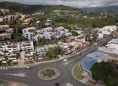 Photograph - Airlie Beach, Queensland by Rob Huntley