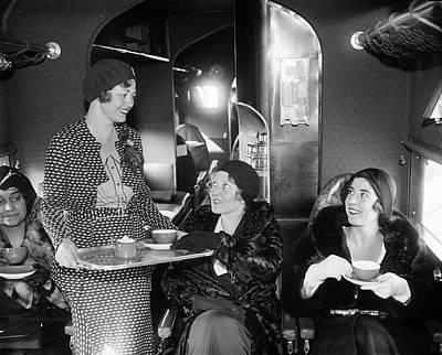 Airline Travel, 1931 Art Print
