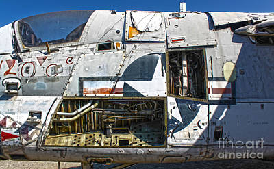 Airplane Graveyard - 07 Art Print by Gregory Dyer