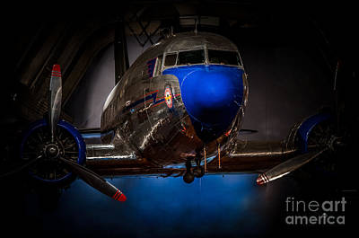 Photograph - Airplane by Ronald Grogan