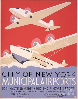 Photograph - Airports by Craig Pearson