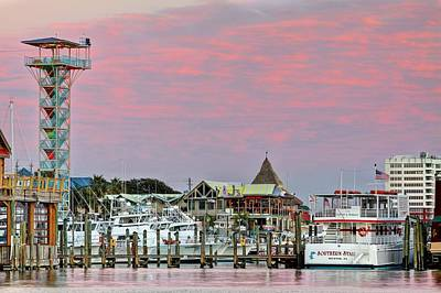 Photograph - Ajs In Destin by JC Findley